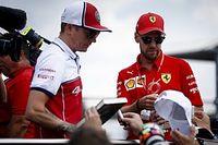 Raikkonen o konflikcie Vettela z Ferrari