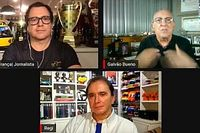 """Regi cita homenagem de Galvão, que chama Senna de """"irmão mais novo"""""""
