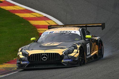 JP Motorsport najszybszy w Pro-Am