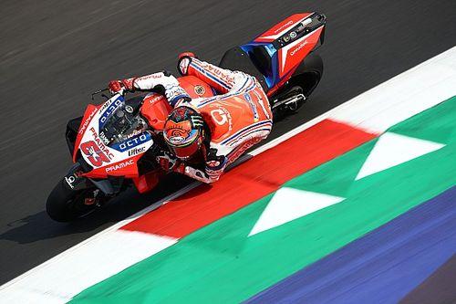 MotoGP, Misano 2, Libere 3: Bagnaia vola, Dovizioso in Q1