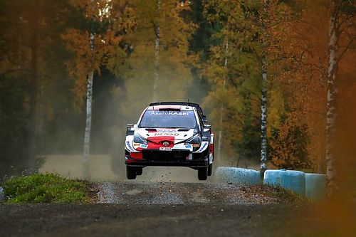 Toyota boss explains Rovanpera's Finland WRC Power Stage absence