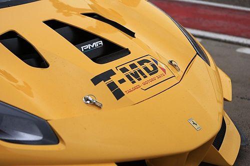 In pista con T-MD al volante di una 488 Challenge EVO