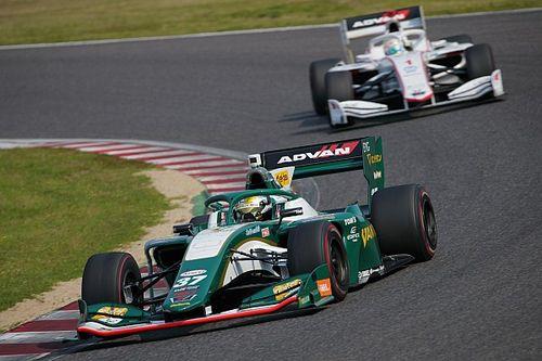 Super Formula Suzuka: Cassidy menang dramatis