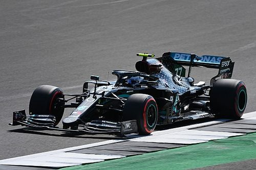 Bottas jubelt na pole Silverstone, Hamilton erkent zijn meerdere
