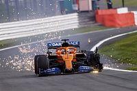 La F1 quiere reducir la aerodinámica tras los pinchazos en Silverstone