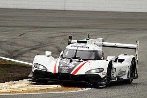 Nasr wykluczony, Mazda na pole position
