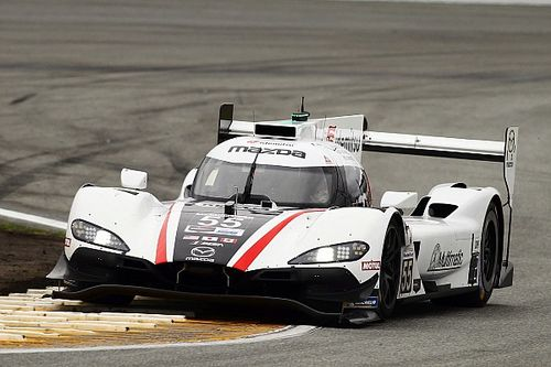 Mazda inherits pole after AXR Cadillac is penalized