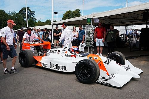 Legenda Balap Penske Akan Meriahkan Goodwood Festival of Speed