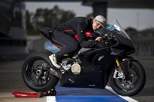 Martin Dapat Hadiah Spesial dari Gresini Racing