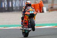 Moto2バレンシア決勝:マルティン、母国戦で今季2勝目。負傷ロウズが意地の入賞