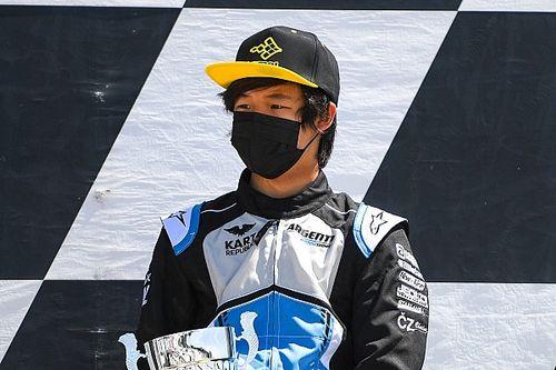 Chiński junior Mercedesa F1
