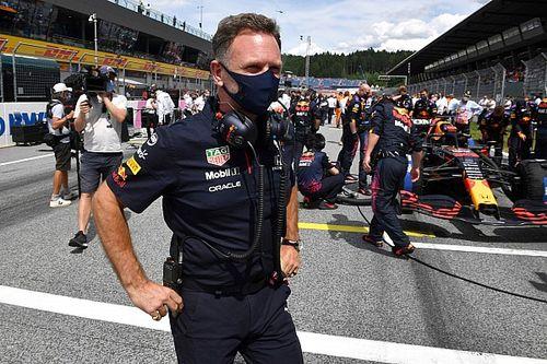 Horner mantiene sus críticas a Mercedes por su celebración