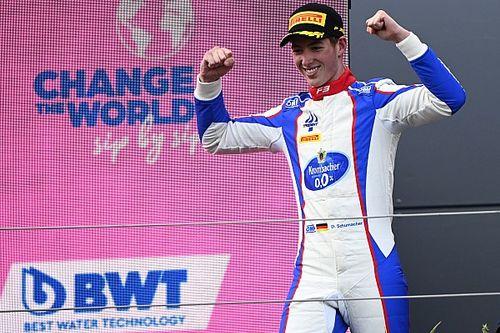 Ralf Schumacher Menyesal Pilih Tim yang Salah untuk Putranya