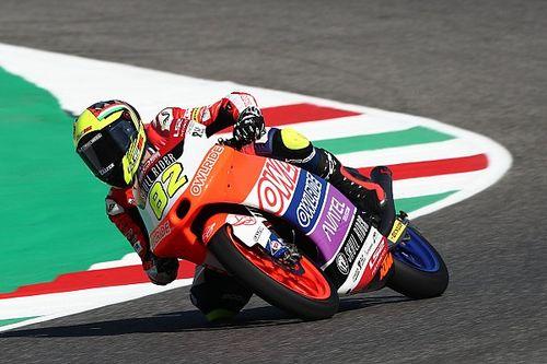 Moto3 Barselona 3. antrenman: Nepa en hızlısı, Deniz dördüncü oldu