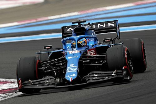 "Alonso: ""Flinke lading punten wordt een uitdaging in Franse GP"""