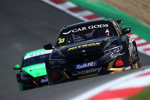 BTCC Brands Hatch: Morgan gives Ciceley first BMW win