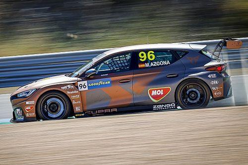 Аскона на Cupra выиграл квалификацию WTCR в Чехии