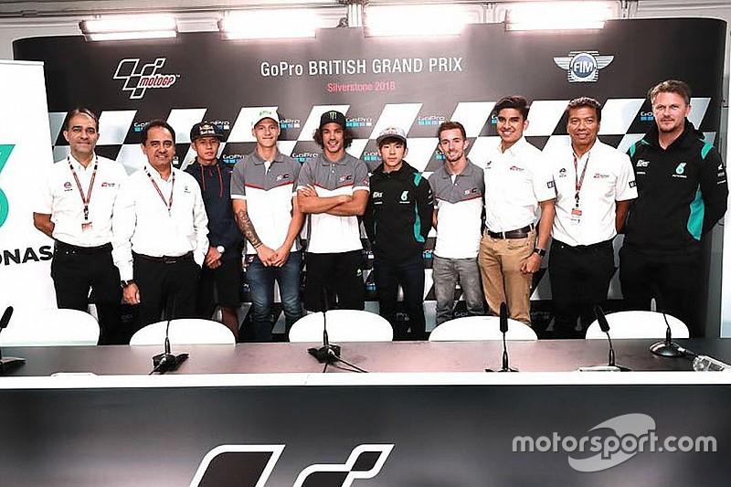 SIC Yamaha konfirmasi dukungan Petronas