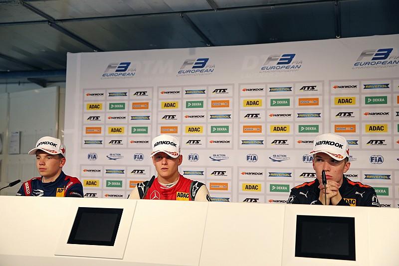Schumacher şampiyon olmayı hedefliyor, Ticktum pes etmeyecek