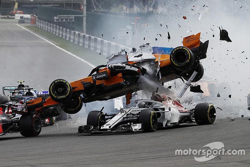 Alonso: Hulkenberg nasıl böyle bir hata yaptı anlamadım