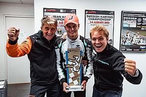 Rosberg pakt nieuwe wereldtitel, ditmaal als teambaas in karting