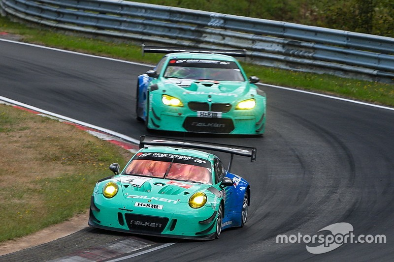 Falken Motorsport auch 2019 mit BMW und Porsche am Nürburgring