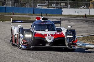 На тестах у Себрінзі Toyota LMP1 подолала більше 4000 кілометрів