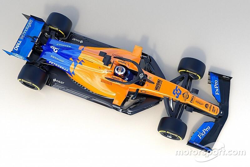 Fotogallery: ecco la McLaren MCL34, la prima dell'era post-Alonso