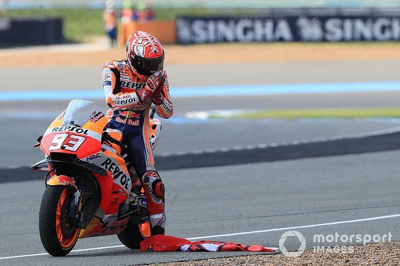 Возвращение Yamaha и еще одна дуэль года. Главные события Гран При Таиланда