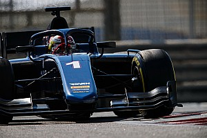 فورمولا 2: غوان يو زو يشارك مع فريق