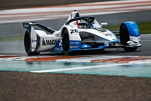 A BMW izgatott első Formula E-szezonja előtt