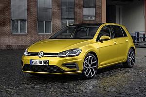 Automotive News Bildergalerie: Volkswagen präsentiert Golf 7 für 2017