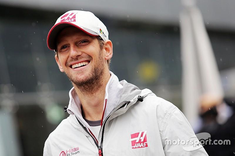 Haas should target seventh or better in 2017 - Grosjean