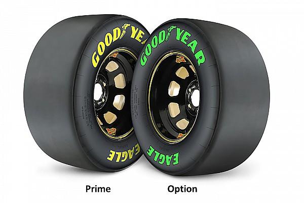 NASCAR Cup Entrevista ¿Cómo Goodyear creó dos compuestos de neumáticos para el All-Star?