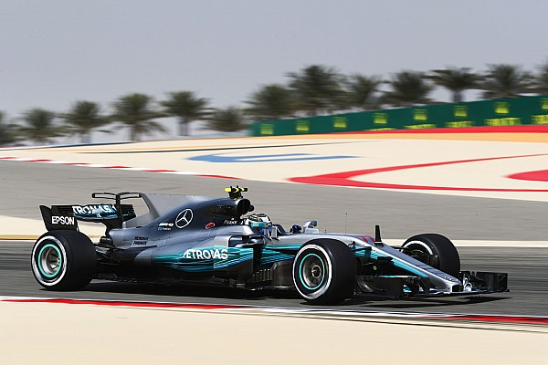 Bildergalerie: Formel 1 2017, GP Bahrain in Sakhir, 1. Training
