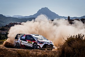 """WRC Noticias de última hora Latvala: """"Se puede hacer un calendario de 16 rallies, pero lo ideal serían 14"""""""
