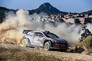 WRC Reaktion Ausfallserie in Spanien: Hat Hyundai ein Aufhängungsproblem?