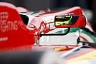 Formel-3-EM Formel-3-Test in Spielberg: Schumacher vor Habsburg
