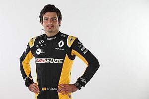 Stop/Go Livefeed Hivatalos fotókon Sainz a Renault F1-es szerelésében