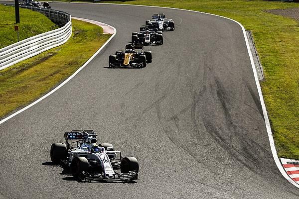 F1 马萨专栏:现在雷诺是第五名的最大威胁