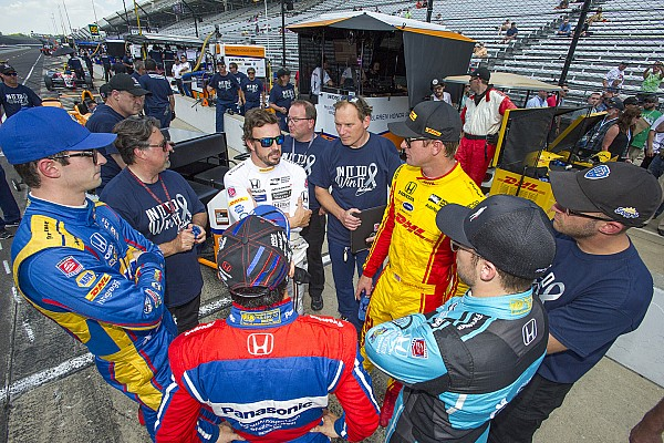 "Alexander Rossi: ""Alonso vai gostar se vier para a Indy"""