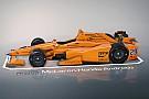 3D-модель: изучите машину Алонсо для Indy 500 со всех сторон