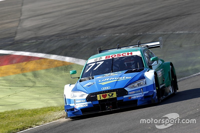 Audi'ye göre Duval'in zorlanma sebebi sabırsızlık