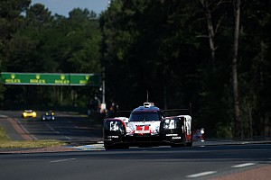 24 heures du Mans Résumé d'essais libres EL - Porsche devant Toyota au milieu du casse-tête pneumatique