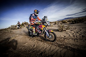 Dakar Stage report Dakar 2017, Stage 5: Sunderland takes lead as rivals get lost