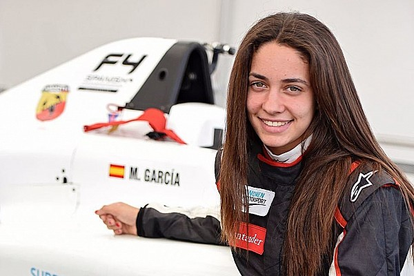 Marta Garcia: The best chance of a girl in Formula 1 yet?