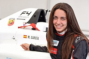 Formula 4 Interview Marta Garcia: The best chance of a girl in Formula 1 yet?
