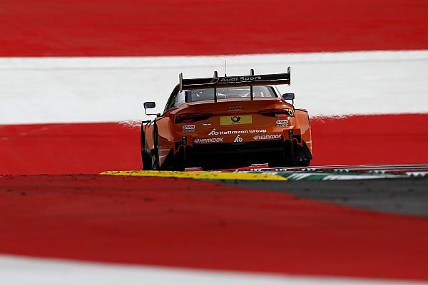 Red Bull Ring DTM: Audi pilotları domine etti, pole Green'in