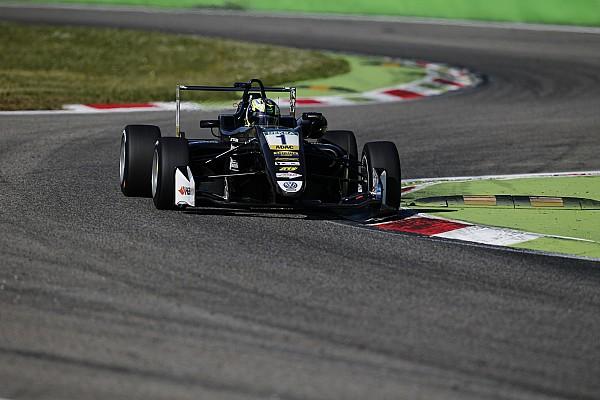 Eriksson graziato riconquista la pole position anche per Gara 3