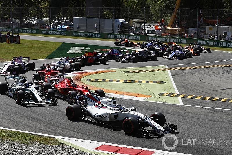 """F1 quer mais """"zebras"""" para melhorar competitividade"""